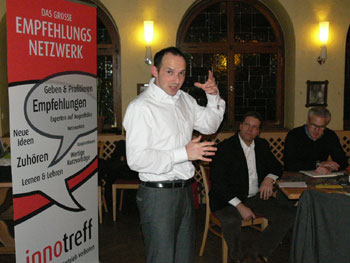 Finanzierungs-Pabst Jan Steinbauer zeigt Füllhorn von Fördermöglichkeiten